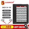 Launch X431 V plus 10