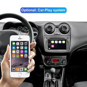 Image 4 - Isudar 1 Din Авто Радио Android 9 для Alfa rom eo Mito 2008 Octa Core ram 4G rom 64G Автомобильный мультимедийный видео dvd плеер gps USB DVR