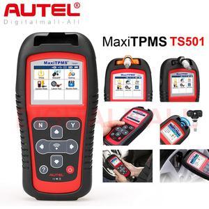 Image 1 - Autel MaxiTPMS TS501 TPMS خدمة OBD2 الماسح الضوئي سيارة التشخيص أداة السيارات سيارة ماسحة التشخيص OBDII قانون القارئ