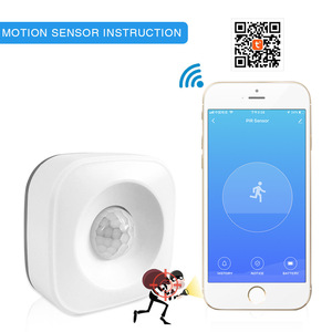 Image 3 - WIFI PIR Motion Sensor Wireless Infrared Detector Security Burglar Alarm Sensor Tuya APP Control  Smart Home