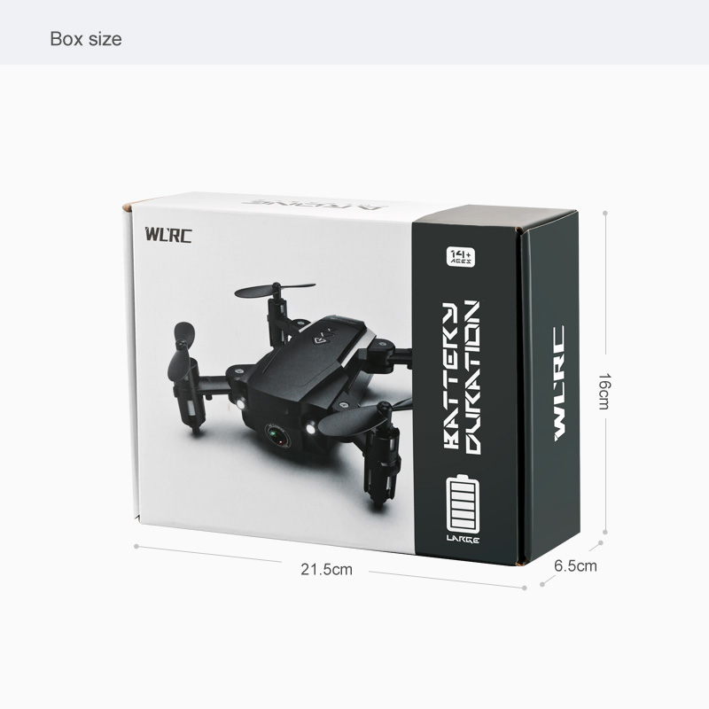 KK8 Mini Foldable RC Drone Toy Altitude Hold helicopter With HD Camera wifi fpv Quadcopter Professional dron Toys for children