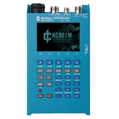 KC901M 9.8GHz Network Antenna Spectrum RF Vector Analyzer Field Strength S11 VNA