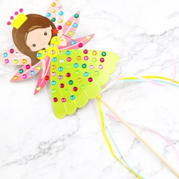 Dragon Dance Children's Handmade Diy Material Package Kindergarten Mid Autumn Festival Puzzle Creative Material Bag image