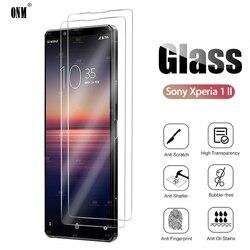 На Алиэкспресс купить стекло для смартфона 2pcs tempered glass for sony xperia 1 ii screen protector 2.5d 9h tempered glass for sony xperia 10 ii protective film