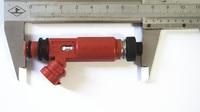 Injector de combustível/bocal de injeção se encaixa para mazda 323 mk8 demio dw 1.3 16 v  195500-3020