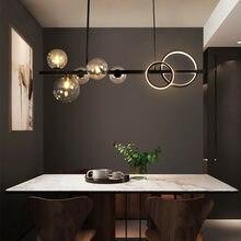 Новая Люстра artpad лампа для столовой гостиницы бара лофта