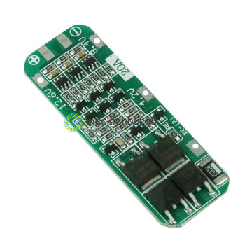 3S 20A Li-ion Lithium Battery 18650 Charger Protection Board PCB BMS 12.6V Cell Charging Protecting Module - sale item Games & Accessories