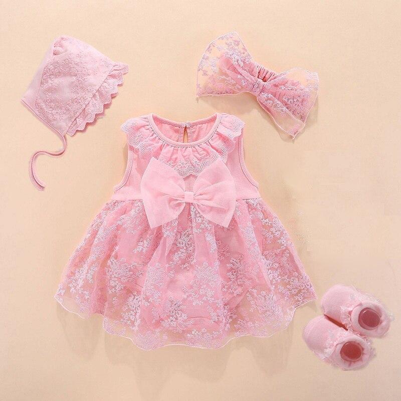 New Born Baby Girl Clothes&dresses Cotton Princess Style Baby Baptism Dress 2020 Infant Christening Dress Vestidos 0 3 6 Months