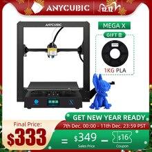 Anycubic I3 Mega Xใหม่3Dเครื่องพิมพ์DIY 300 * * * * * * * * 300 305Mmการพิมพ์ขนาดใหญ่ขนาดImprimante 3d grand Taille Impressora