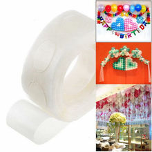 1 Roll 100 Pieces Dots Removable Adhesive Glue Dot Foil Balloon Wedding Birthday Decor Tape