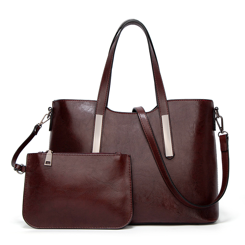 H278fe7751bd54b48b9987fc8d8631bdas - Women's Vintage Handbag | Oil Wax Leather