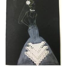 Dies Cutting Craft-Card Frame-Corner Diy Scrapbooking Inlovearts Stencil Template Embossing-Die-Cut