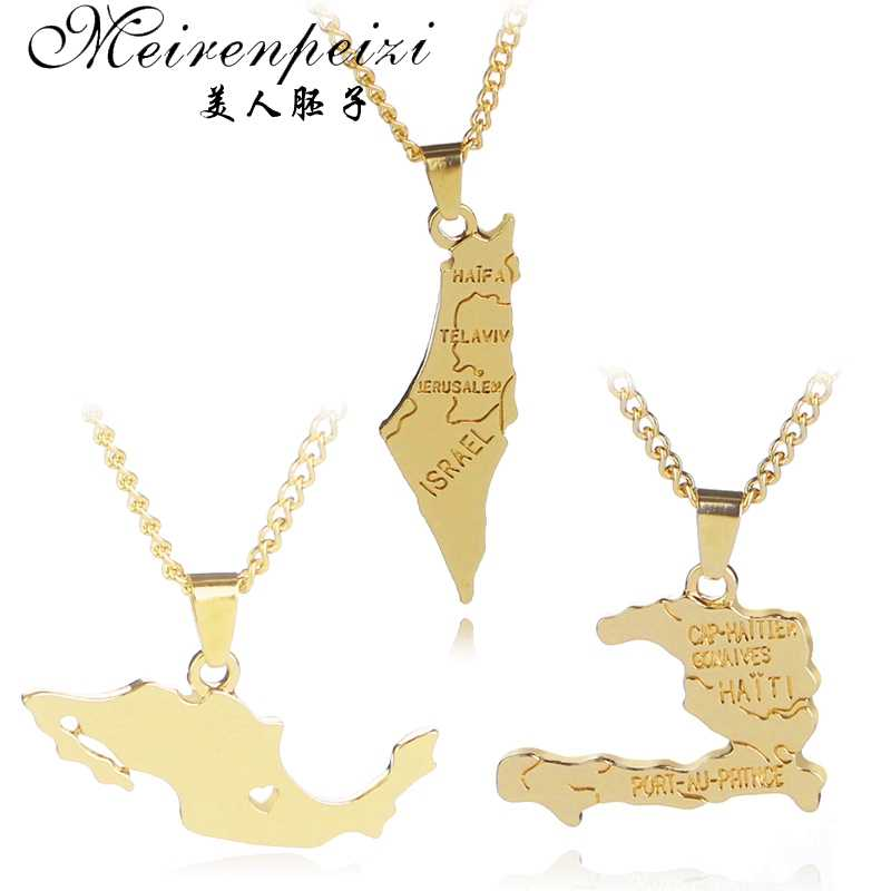 Pendant Necklace Goldgift Gifts