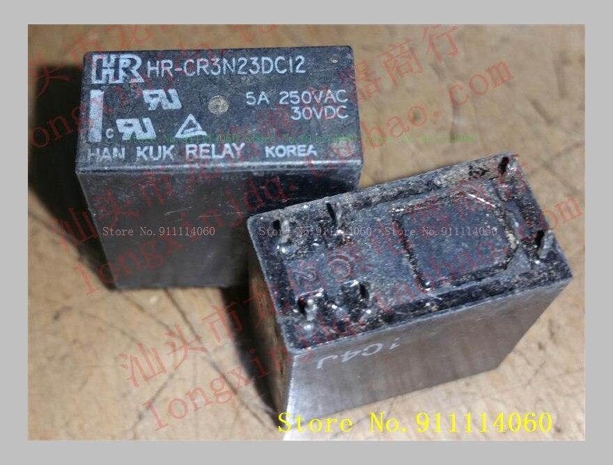 HR-CR3N23DC12 42F-2A-12V старое
