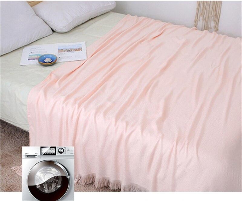 No profit sales towel sheet pure cotton nap blanket air conditioning blankets