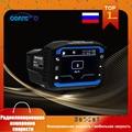 Odare 2 in1 dvr с Антирадары Анти Лазерная Dash Cam GPS трек Видеорегистраторы для автомобилей Камера 720P Авто Видео Регистраторы Русский Голос Speedcam