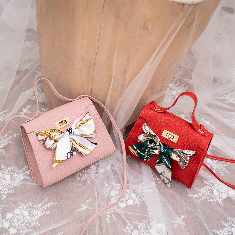 2019 Elegent Ladies Vintage European American Jelly Small Handbag Flap Ribbons Travel Purse and Crossbody Messenger Shoulder Bag