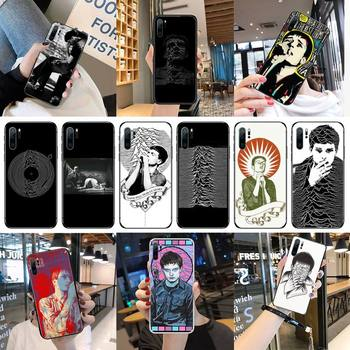 Joy Division Ian Curtis Phone Case For Huawei honor Mate P10 20 30 40 Pro 10i 7 8 a x Lite nova 5t image