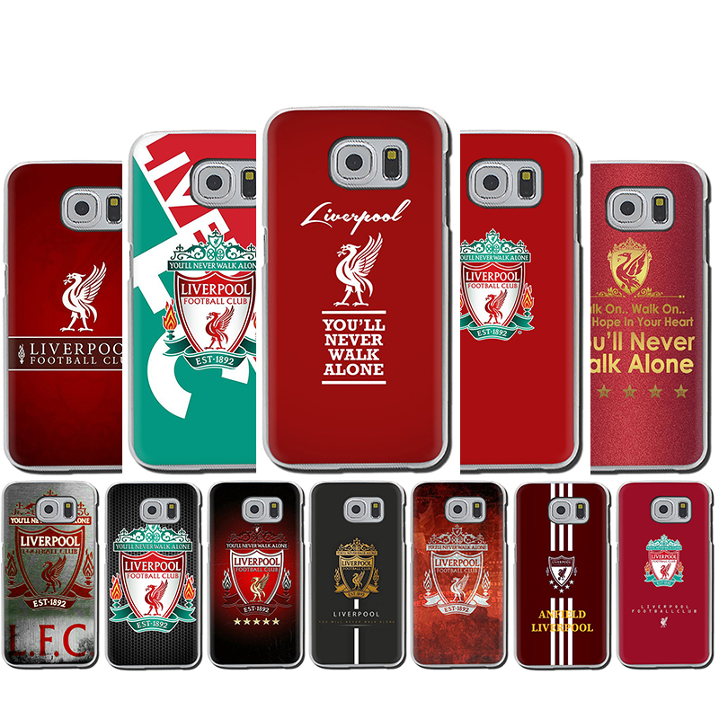 Liverpool Club <font><b>Hard</b></font> <font><b>Phone</b></font> <font><b>Cover</b></font> <font><b>Case</b></font> For Galaxy S6 7 Edge S8 9 Plus S10 E Plus Note8 9 M10 20 30 40 image
