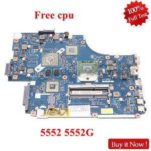 NOKOTION MBWVE02001 MB.WVE02.001 NEW75 LA-5911P For Acer aspire 5552 5552g Laptop Motherboard DDR3 512MB GPU Free CPU(China)