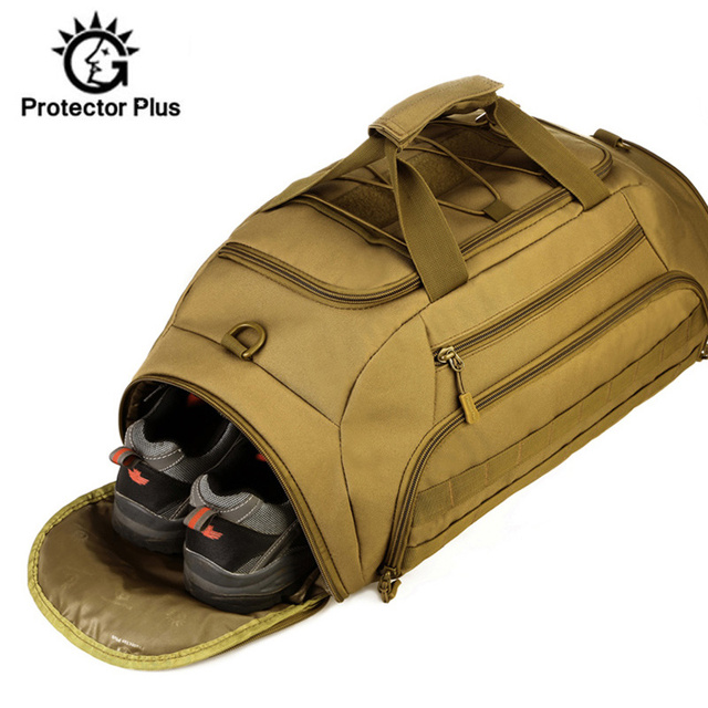 Outdoor Sports Backpack Tactical Army Bags for Men Camping Hunting Rucksack Shoulder Bag Mochilas Tacticas Sac De Sport XA996WD 1