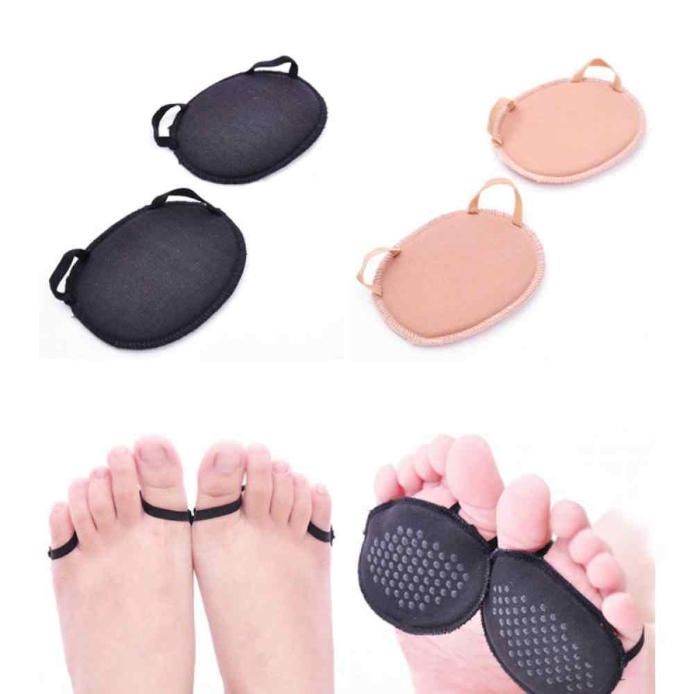 1 çift çıplak siyah ayak pedi 4 stilleri seçim için yüksek kaliteli sünger dantel ayakkabı yastık korumak için ayaklar ayak bakımı araçları
