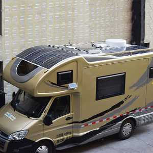 Image 5 - Boguang 2 stücke 100w semi flexible Solar Panel 200W placa solar Photovoltaik monoctrystalline 12v 24V batterie/yacht/RV/auto/boot RV