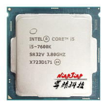 Intel Core i5-7600K i5 7600K 3.8 GHz Quad-Core Quad-Thread di CPU Processore 6M 91W LGA 1151