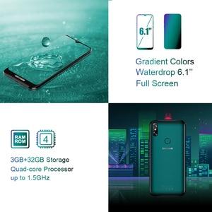 Image 4 - DOOGEE Y8 Y 8 Android 9,0 teléfono móvil FDD LTE Smartphone de 6,1 pulgadas MTK6739 Quad Core 3GB RAM 32GB ROM 3400mAh teléfono móvil Face ID
