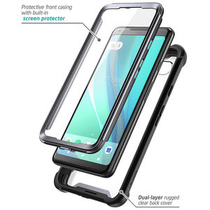 Image 3 - I BLASON For For Google Pixel 2 XL Case Original Ares Series Full Body Rugged Clear Bumper Case with Built in Screen Protector