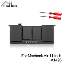 PINZHENG Laptop Battery For Apple MacBook Air 11 inch A1465 Mid 2012 2013 Early 2014 A1370 Mid 2011 Replace A1406 A1495 Battery