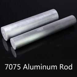 7075 алюминиевый стержень Твердые Супер Твердые алюминиевые круглые стержни, используемые в авиационной морской промышленности диаметр 8/10/12...