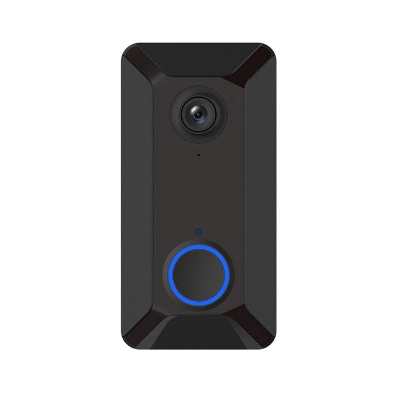 V6 720P Smart Doorbell Camera Wifi Video Intercom With Chime Ip Doorbell