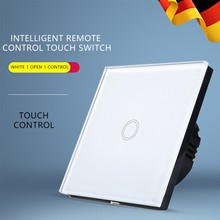 ZUCZUG Wall Switch Smart Home Remote Switch Touch Wireless Wall Switch 110-240V Tricolor Remote Interruptor Control Switch цена