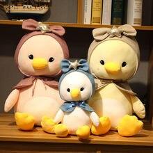 Симпатичная плюшевая игрушка в виде лука звезды утки детская