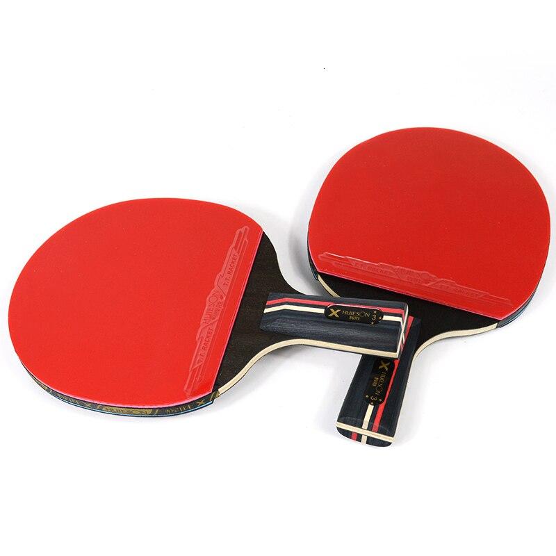 atacado raquete de ping pong com 3 bolas e saco de transporte