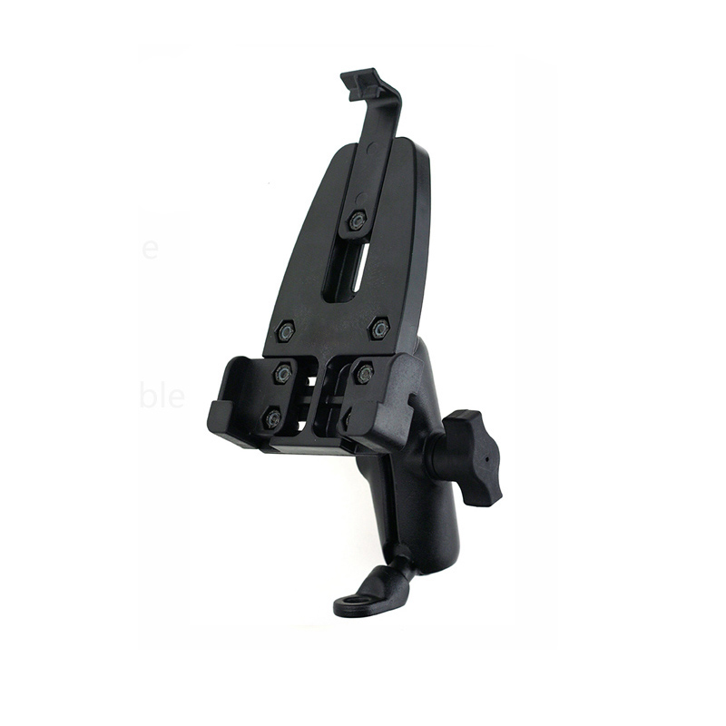 Motorcycle Mirror Rear View Mount and Universal Cell Phone Mount Holder for 3.5 5.5 inch Smart Phones|phone ir|phone ics|phone holder charger - title=