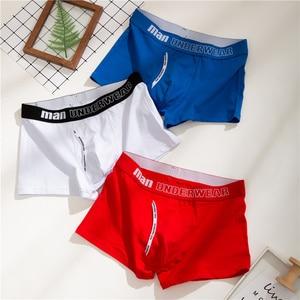 Hot Sale Men Underwear Sexy Men Briefs Mesh Breathable Comfortable Underpants U Pouch Male Panties Cueca Tanga Slip Homme