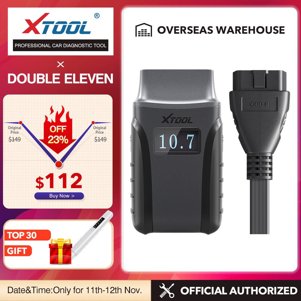 XTOOL Anyscan A30 Full system Car Diagnostic Tools OBD2 code reader scanner for EPB Oil reset All Free car software free