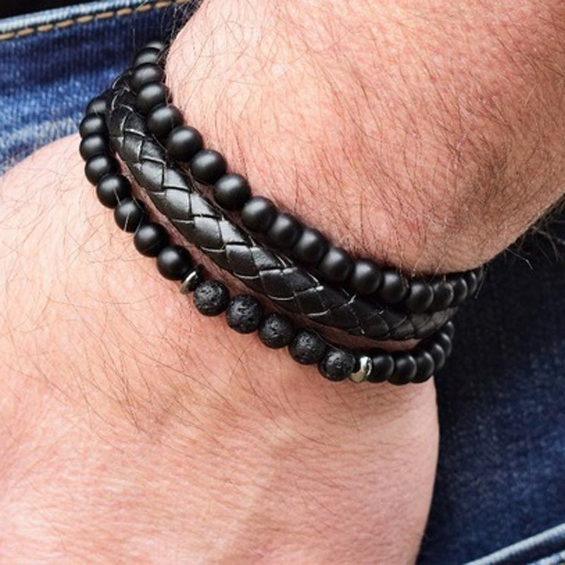 H27950783abcc42afaef5b537a0e3a019L - Luxury  Stone Bracelet