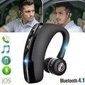 Беспроводная Bluetooth-гарнитура V9, спортивные наушники, гарнитура с Bluetooth, спортивные деловые наушники с басами и микрофоном для XIaomi