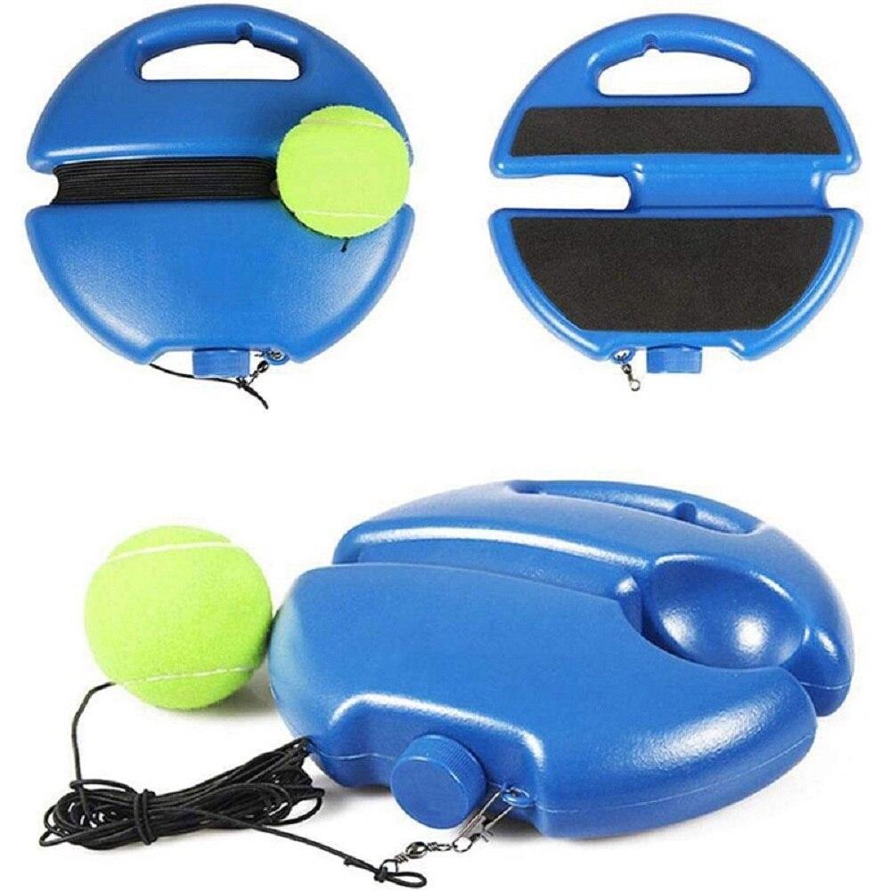 Тренировочный инструмент для тенниса тренер один самостоятельной