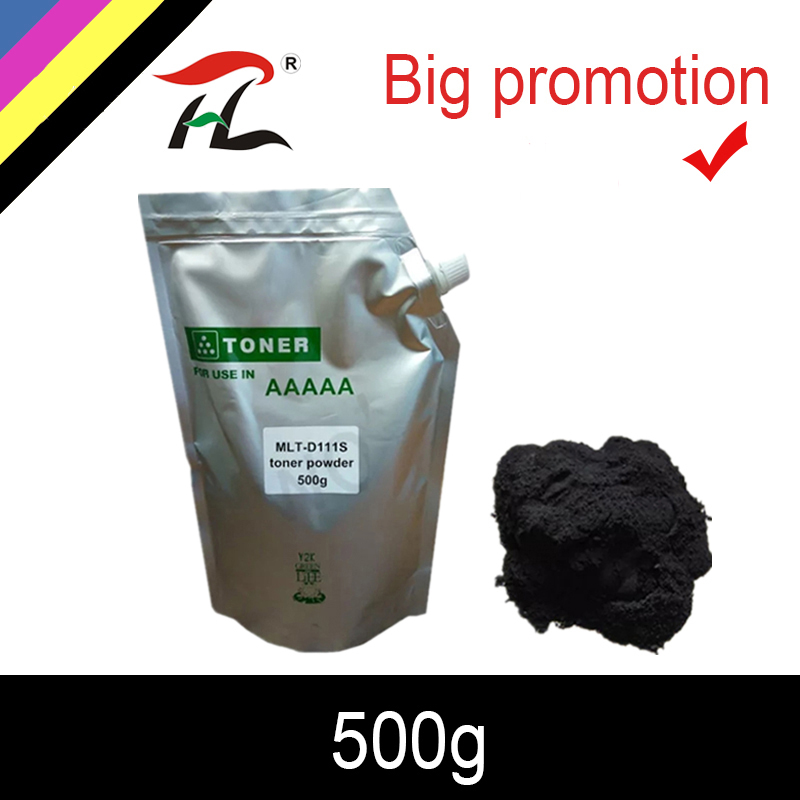 YLC 500G D111S 111s refill toner powder compatible for Samsung M 2020 2020W 2022 2022W 2070 2070W 2070F 2071 2074FW