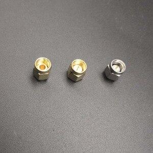 Image 5 - NanoVNA analizador de red vectorial, blanco, 2,8 pulgadas, LCD táctil, HF, VHF, UHF, UV, 50KHz 300MHz, Analizador de antena + batería