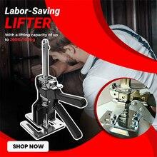 Multifunctional Labor-saving Arm Use Plaster Board Lifter Herramientas Board Lifter Cabinet Jack Repair Anti Slip Hand Tool Door