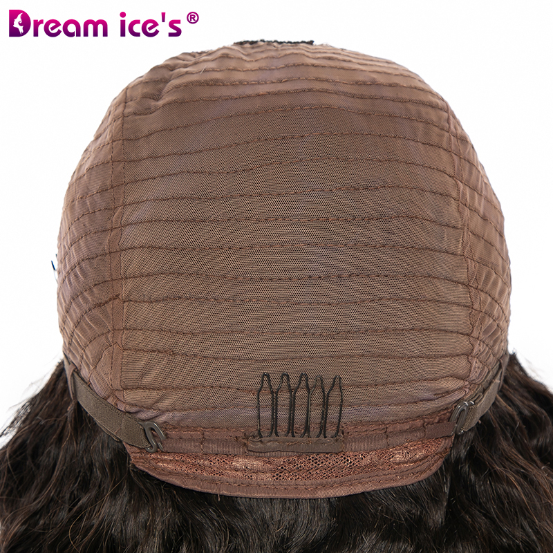 parte perucas de renda longtransparente 26 Polegada