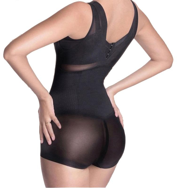 Женское корректирующее белье CXZD, женское моделирующее белье с нижним бюстом, боди, комбинезон-1