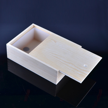 Прямоугольная силиконовая форма для мыла с деревянной коробкой для ручной работы