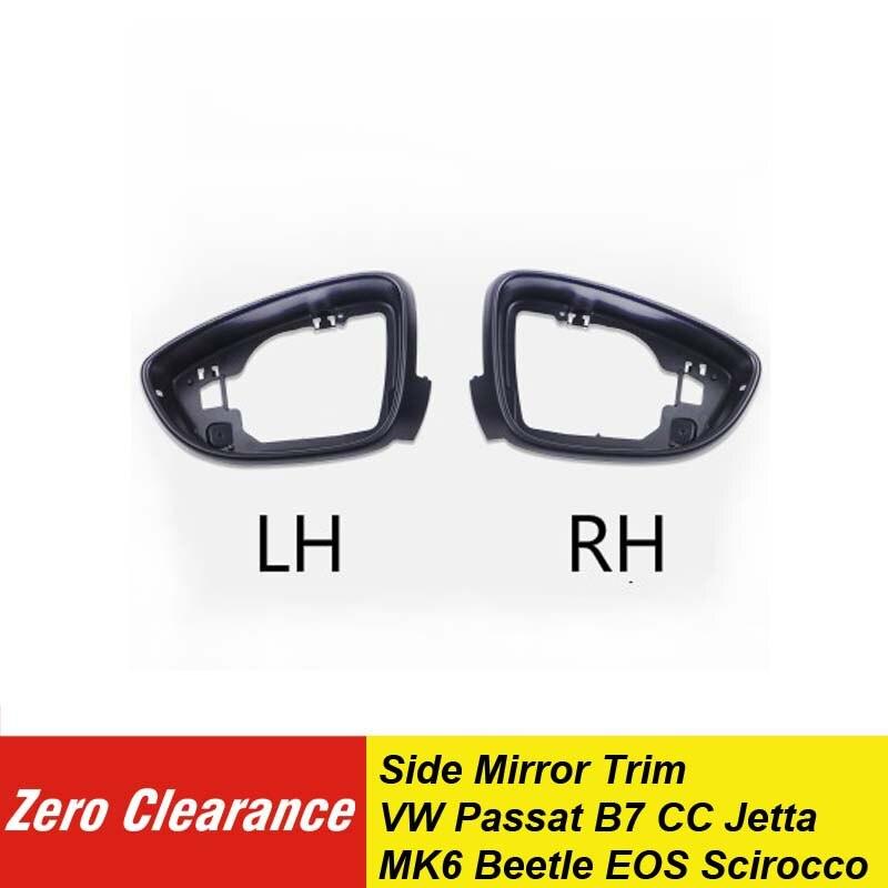 Side Mirror Housing Frame for Volkswagen Passat B7 CC Jetta MK6
