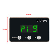 Contrôleur d'accélérateur électronique à pédale, pour LAND ROVER RANGE ROVER 9, pour BMW série 1 2 3 4 5 6 7 X1 X3 X5 X6